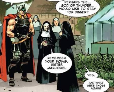 Sister Marjorie
